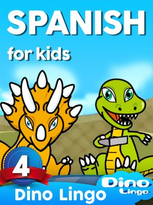 cover image of Spanish for Kids, Lesson 4